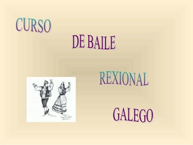 Baile galego rexional