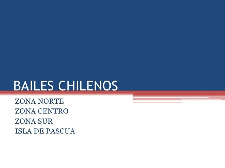 BAILES CHILENOS<br />ZONA NORTE<br />ZONA CENTRO<br />ZONA SUR<br />ISLA DE PASCUA<br />