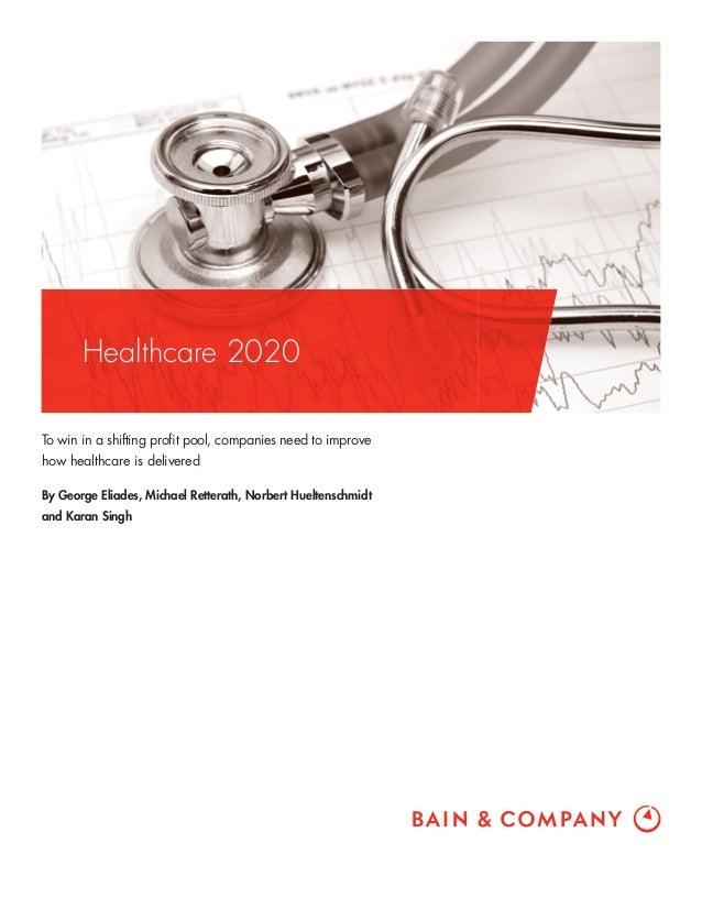 Bain brief healthcare_2020