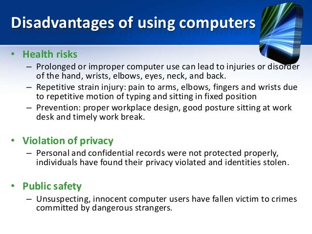 computer health hazard manual Evaluation of cancer and magnetic fields health hazard evaluation report 2008-0286-3084 computer servers and.