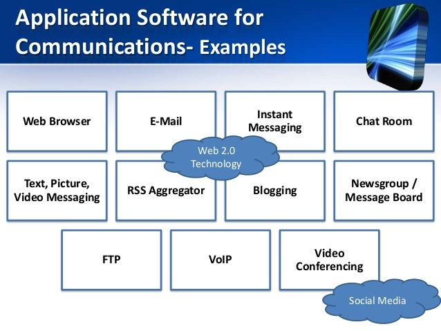 different types of application software It also allows the user of the software the freedom to use the software for any purpose, modify it, and distribute the modified versions of the software, under the terms of the license, without concern for royalties.