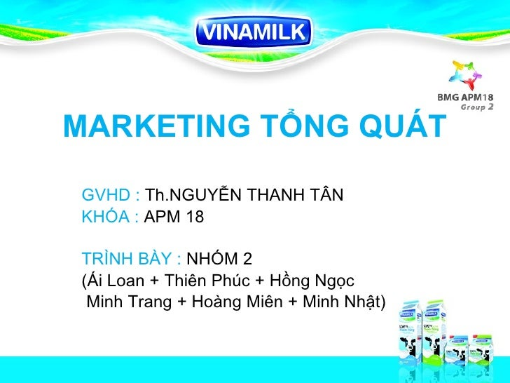 vinamilk marketing analysis How popular is vinamilk get traffic statistics, rank by category and country, engagement metrics and demographics for vinamilk at alexa.