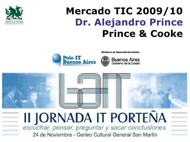 Mercado TIC y tendencias BAIT nov09