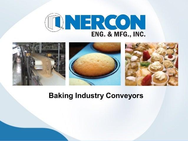 Baking Industry Conveyors