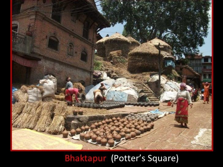 Bhaktapur (Potter's Square)