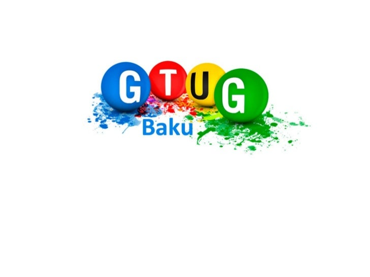 Baku gtug prezentasiyam