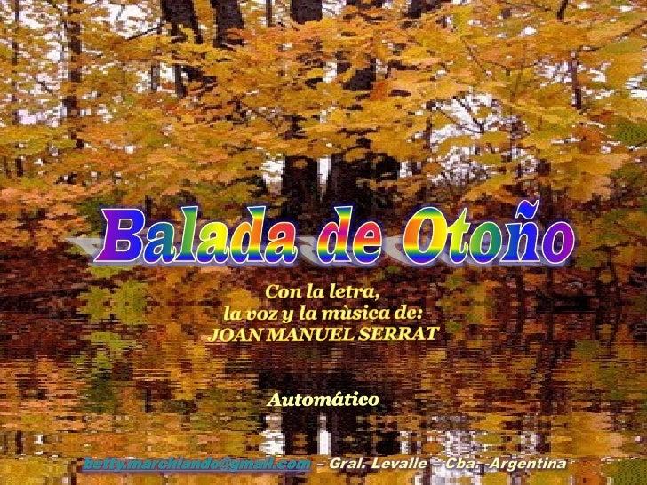 Balada de-otoño--joan-manuel-serrat