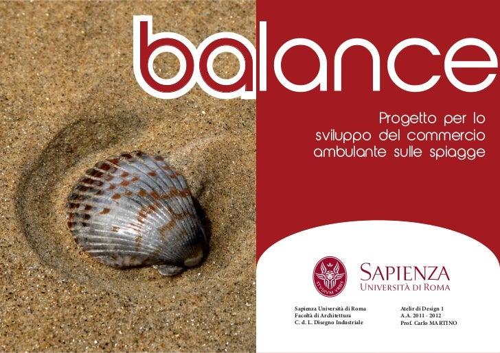 Balance project