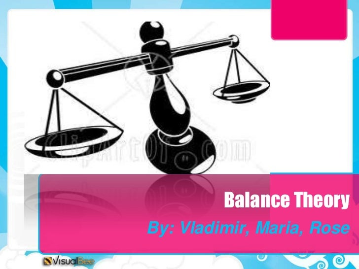 the concept of balance of power theory Six principles of political realism the fact that a theory of politics was developed hundreds or even thousands of years ag~as was the theory of the balance of power-does not create a presumption that it must be outmoded and obsolete the same observations apply to the concept of power.
