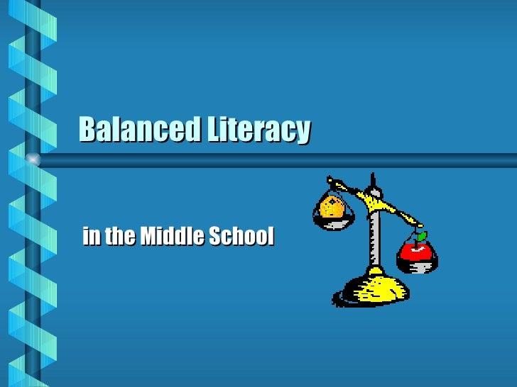 Balancedliteracy
