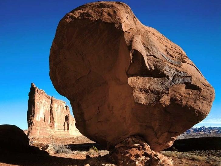 Balanced Rock, The Freak Of Nature
