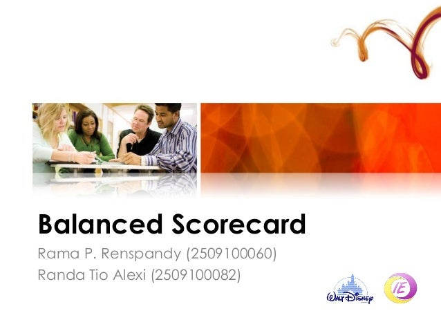 balanced scorecard case study hotel