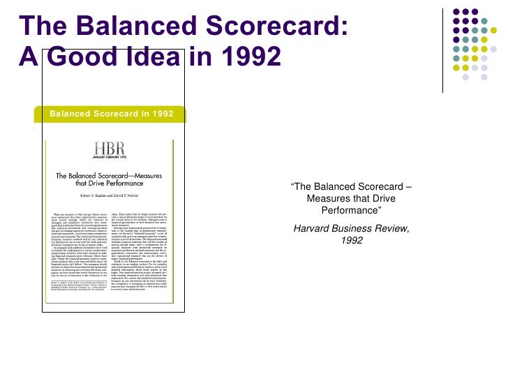 balanced score cards essay How to use a balanced scorecard to measure your key performance indicators (kpis) learn to effectively measure your kpis to improve business performance.