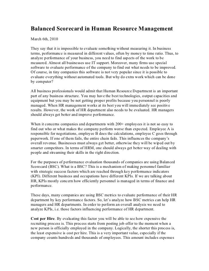 Phd Thesis Balanced Scorecard. Scorecard - Essay Writing Service Phd ...