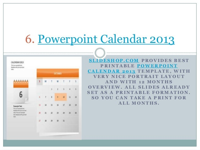 Template Powerpoint 2013