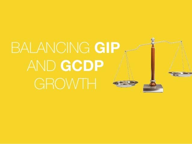 Balance gcdp and gip