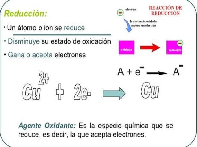 Balanceo de ecuaciones químicas por oxidacion   reducción