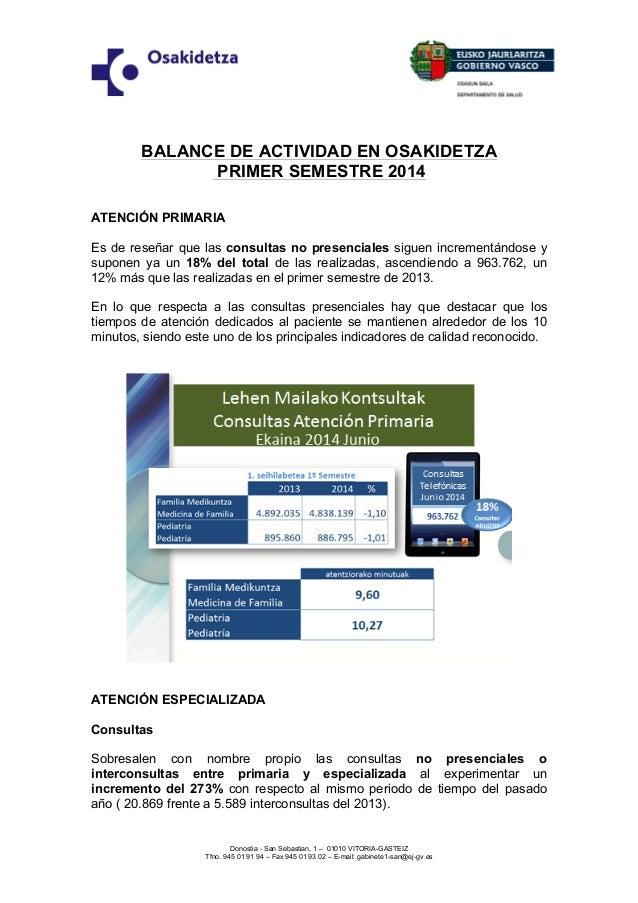 Donostia - San Sebastian, 1 – 01010 VITORIA-GASTEIZ Tfno. 945 01 91 94 – Fax 945 01 93 02 – E-mail: gabinete1-san@ej-gv.es...