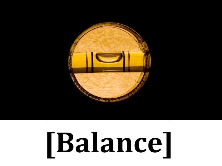 [Balance]<br />