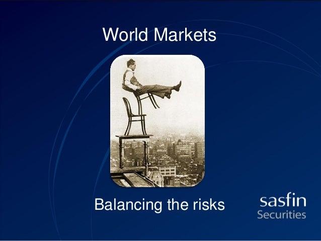 Sasfin Securities; Balancing the risks; Nov 2013