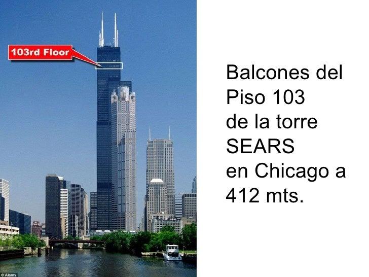 Balcones Del Piso 103