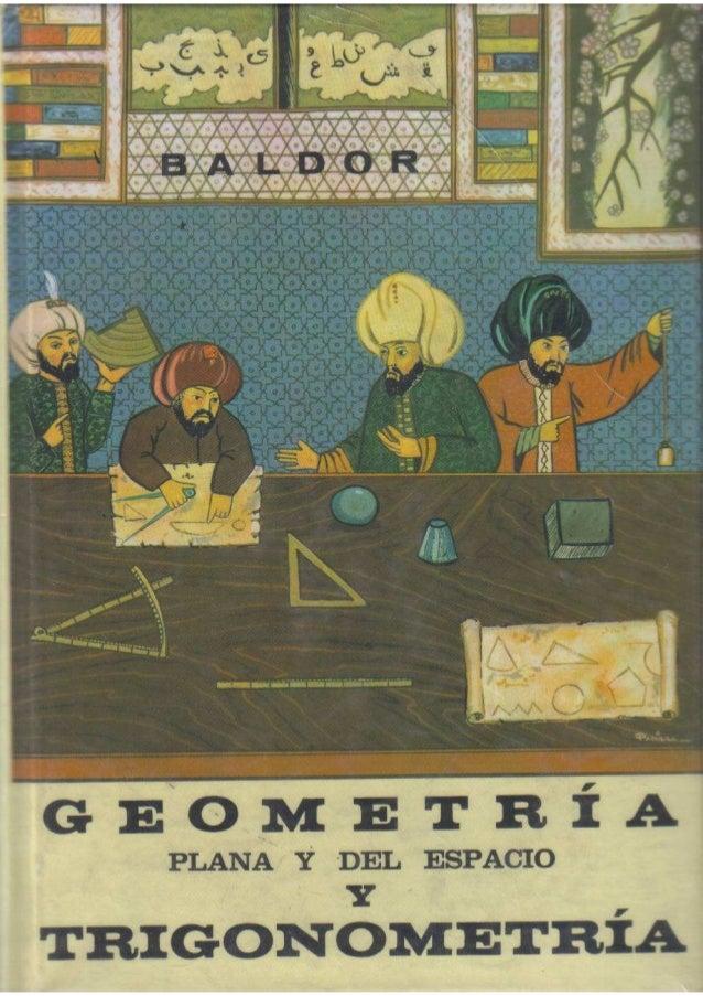 Baldor   geometria y trigonometria