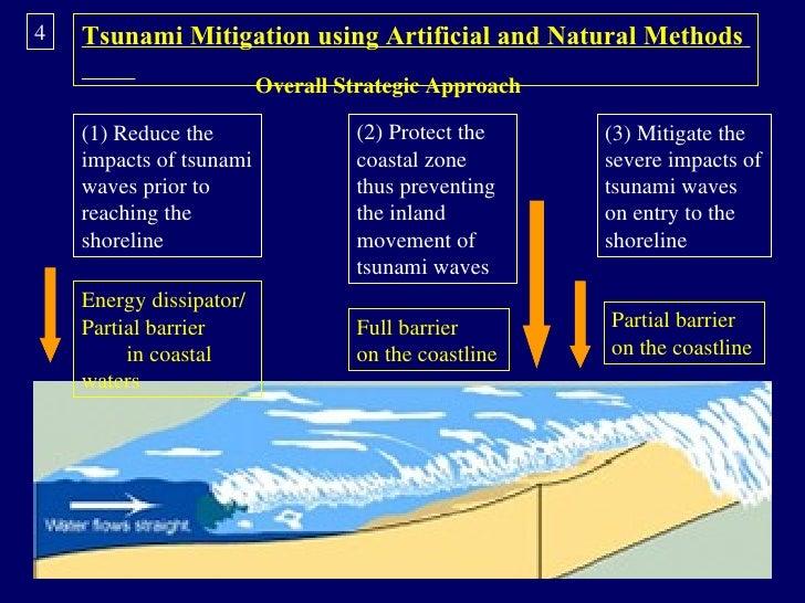 Investigations On The Effectiveness Of Coastal Vegetation