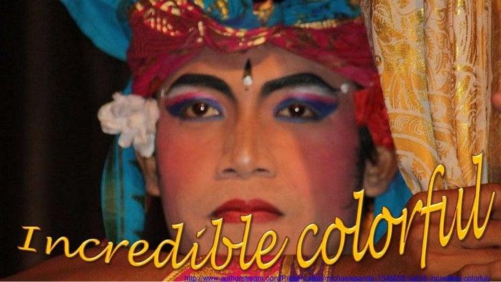 Bali 16 incredible colorful