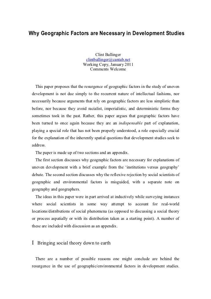 social phenomenon research paper
