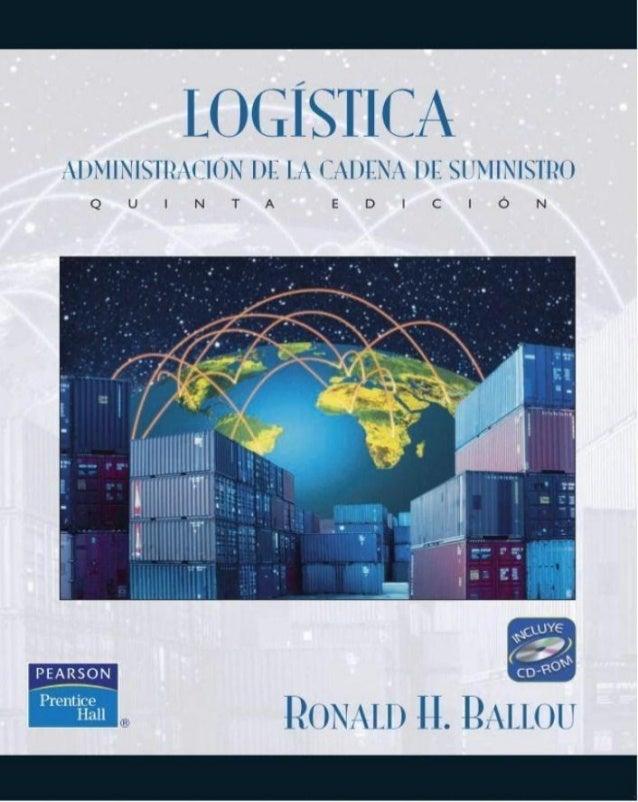 Ballou logstica-administracindelacadenadesuministro