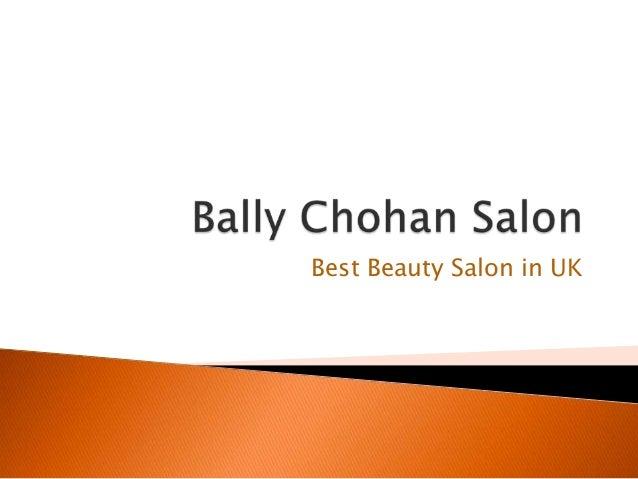 Bally chohan.com.co