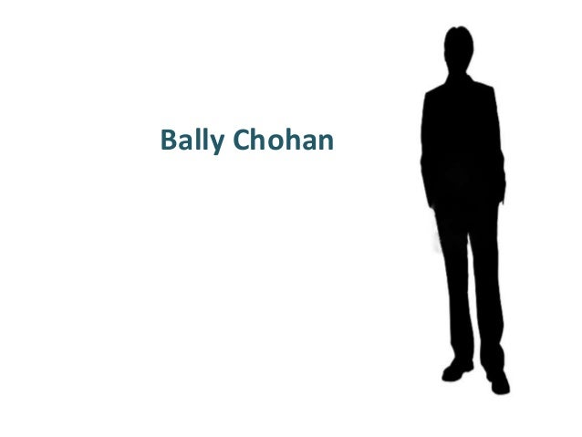 Bally chohan biography