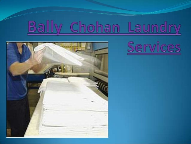 ABOUT US  Bally Chohan Laundry services offer a high quality laundry service across London . Bally Chohan Laundry service...