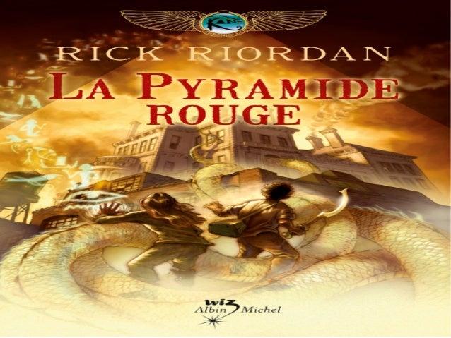 Kane La pyramide rouge