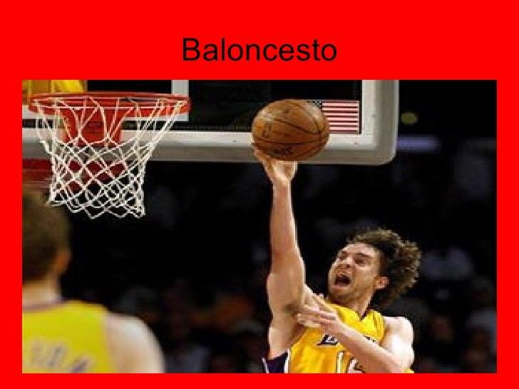 presentacion power point sobre los jugadores de baloncesto