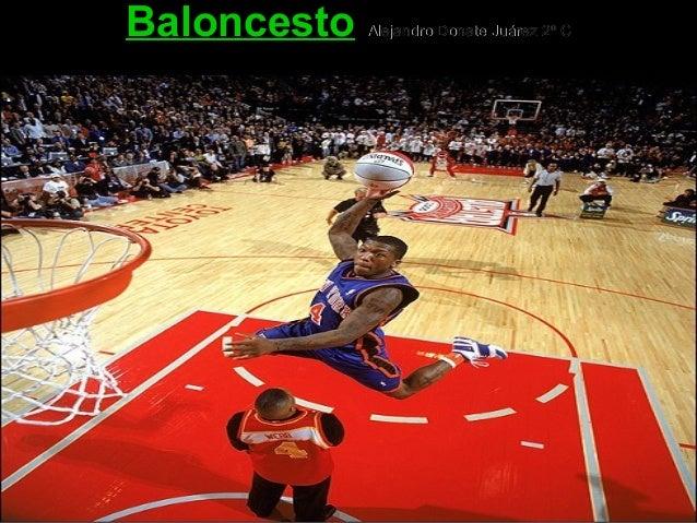 BaloncestoBaloncesto Alejandro Donate Juárez 2º CAlejandro Donate Juárez 2º C