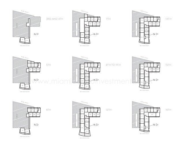 Baltus House Floor Plans
