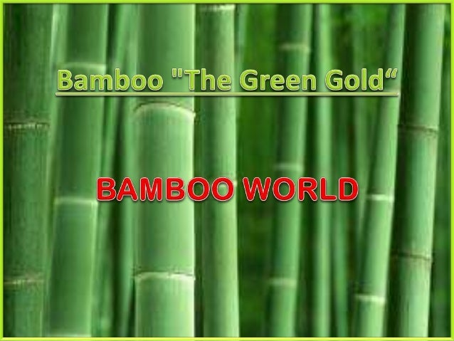 Bamboo vs. Hardwood • 3-7 years to harvest • No need to replant  • can take up to 100 years to harvest • Needs to be repla...