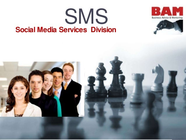 Business Advice Mentoring - Social Media Services Introduction