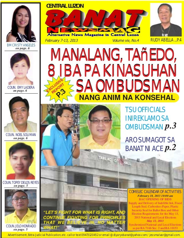 Banat newsmag february no1