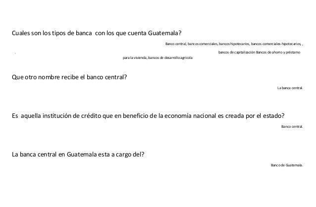 Bancos Ahorro Guatemala Bancos de Ahorro y