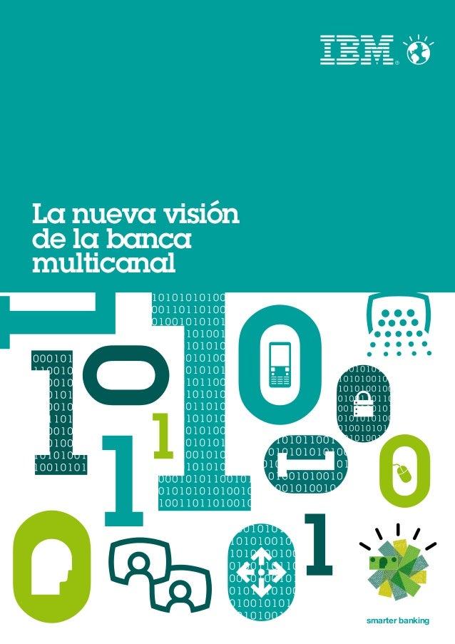 Banca multicanal-2012-ibm