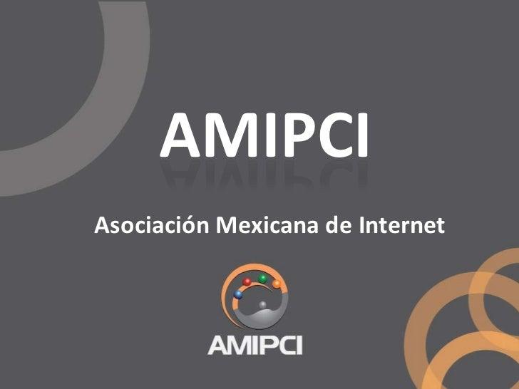 Estudio de Banca Electrónica 2012 de AMIPCI