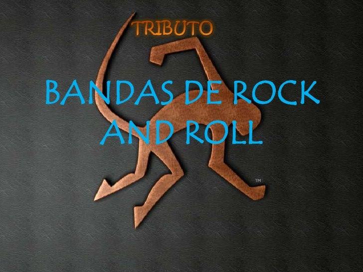 Bandas de rock and roll