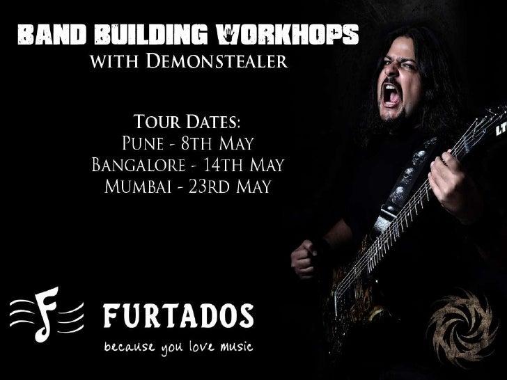 Band Building Workshop
