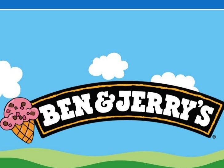 Étude de cas - communication/marketing : Ben & Jerry's