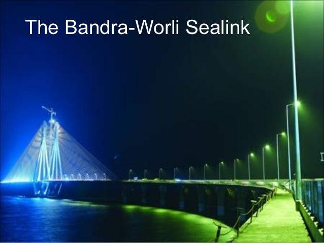 The Bandra-Worli Sealink