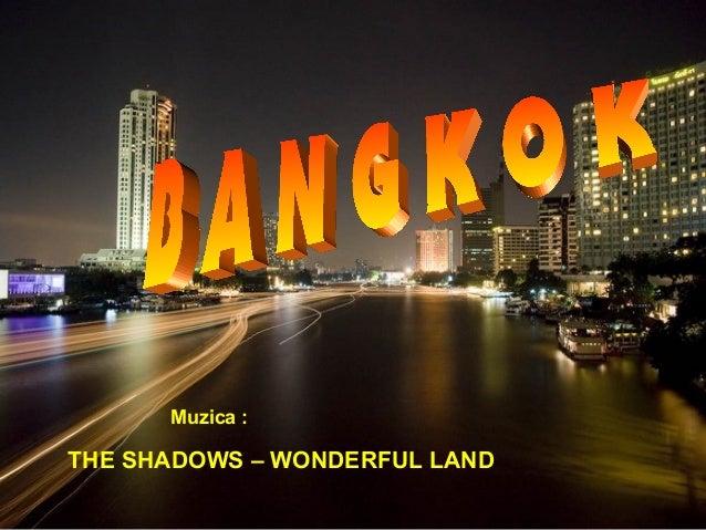 THE SHADOWS – WONDERFUL LAND Muzica :