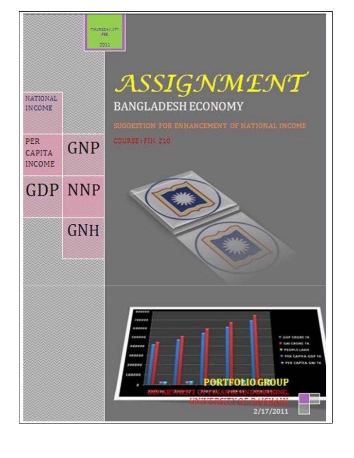Bangladesh economics,Suggestion regarding enhancement of national income of  Bangladesh