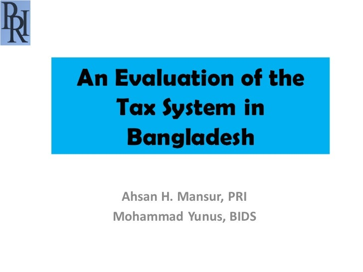 Growth Week 2011: Country Session 7 - Bangladesh